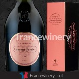 Champagne Laurent Perrier Rosé en Coffret